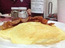 It's a hill, It's a mountain, It's Big Ben's Pancakes!